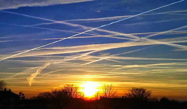 CHEMTRAILS There is NO Debate!