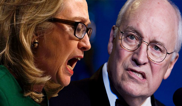 Cheney Declares Hillary Clinton Responsible for Benghazi Attack