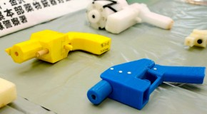 First Arrest over Illegal Possession of 3-D Printed Gun