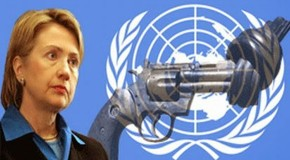 "Hillary Clinton Calls To ""Reign In"" Gun Culture"