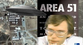 I-Team: Man who exposed Area 51 defends UFO information