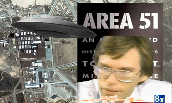 I-Team Man who exposed Area 51 defends UFO information