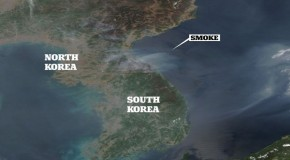 Is North Korea On Fire? Satellite Pics Show Much Smoke