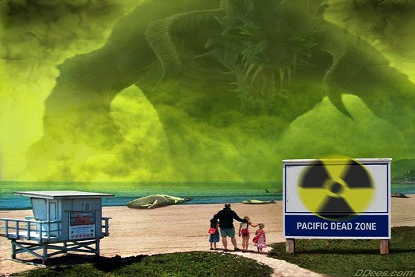Japan Begins Purposely Dumping 100s Of Tons Of Radioactive Water From Fukushima Into The Pacific