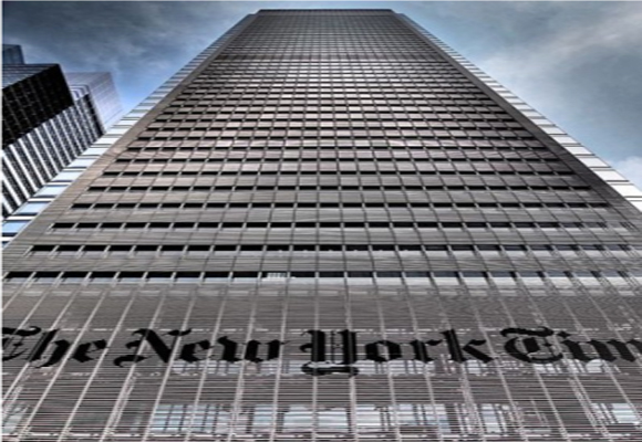 Leaked New York Times Memo Admits MSM Being Made Redundant by New Media