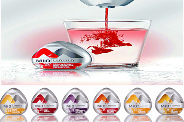 Mio Water Flavoring Another Ploy to Sicken America