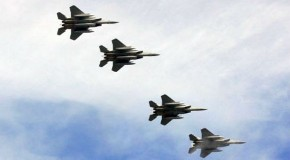 NATO Fighter Jet Presence Triples In Baltic States