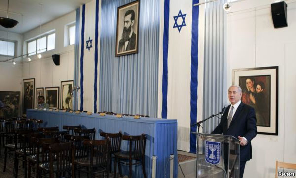 Netanyahu wants to define Israel as Jewish state in law