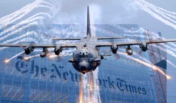 New York Times War on Truth