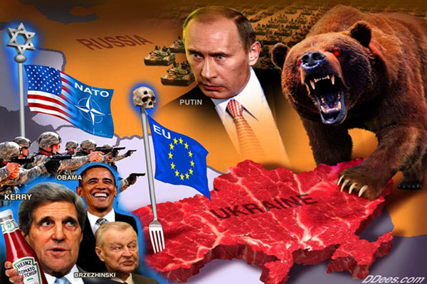 PUTIN AND THE NEW WORLD ORDER THE FINAL TURNING POINT