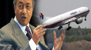 'Planes don't just disappear': Former Malaysian Prime Minister accuses CIA of covering up what really happened to flight MH370