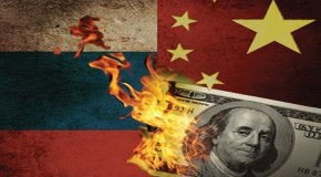 """Russia Holds """"De-Dollarization Meeting"""": China, Iran Willing To Drop USD From Bilateral Trade"""