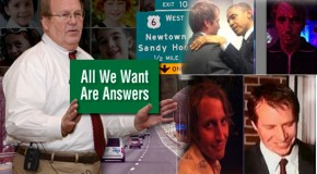 Sandy Hook Officials and Actors Robbie Parker, entertainer, exposed