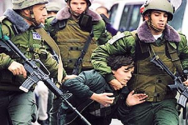 Terrorizing Palestinian Children