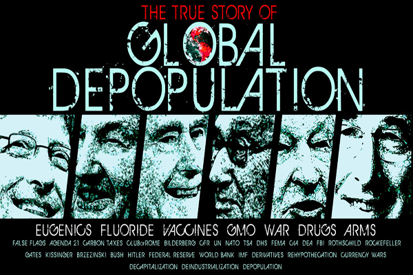 The Death Cult of Depopulation