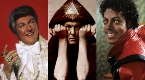 They Sold Their Souls for Rock N Roll: The Michael Jackson, Aleister Crowley, Liberace connection