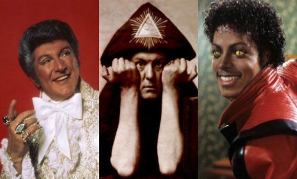 They Sold Their Souls for Rock N Roll The Michael Jackson, Aleister Crowley, Liberace connection