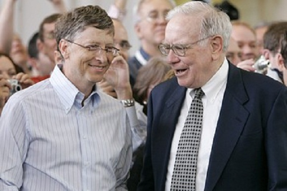 Top Billionaires Meet In NYC To Discuss Population Control