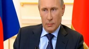 U.S. Media Ignores Putin's Peace Plan