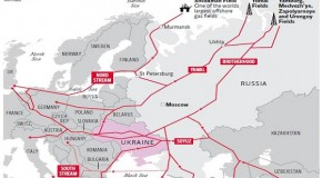 Ukraine crisis EXCLUSIVE: US and Europe planning to 'cut off' Russia's gas supply