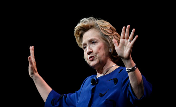 Video -  Hillary Clinton No Reason To Continue Benghazi Investigations