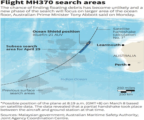 Voice Recording From Missing Flight MH370 Was Edited