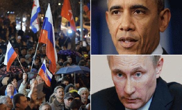 Washington intenta Demise de Rusia