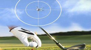 Watch a Pro Golfer Knock a Drone From the Sky With One Golf Ball