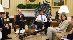 White House Releases Image Depicting Obama as 'Game of Thrones' King