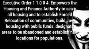 Anonymous: Warning To Americans! USD Collapse, Martial Law, FEMA Camps, And RFIDs (Video)