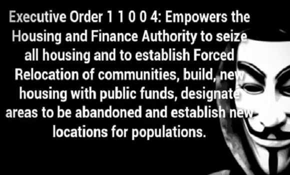 Anonymous Warning To Americans! USD Collapse, Martial Law, FEMA Camps, And RFIDs (Video)