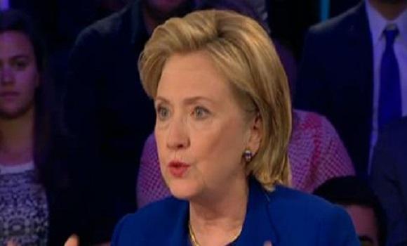"BREAKING Hillary Clinton Calls Gun Rights Advocates Terrorists, Calls for ""Assault Weapons"" Ban"