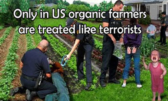Court Rules Organic Farms Not Protected From Cross-Contamination