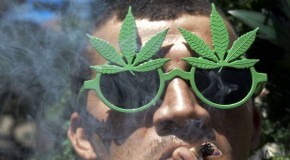 Ever since Colorado started getting high, crime has dropped by 10 per cent