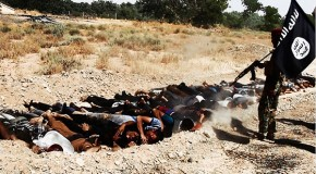 GRAPHIC: ISIS 'execute' 1,700 Iraqi soldiers, post gruesome pictures