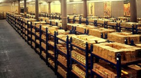 "Germany Gives Up On Trying To Repatriate Its Gold, Will Leave It In The Fed's ""Safe Hands"""