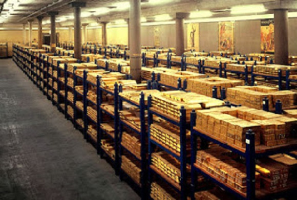 Germany Gives Up On Trying To Repatriate Its Gold, Will Leave It In The Fed's Safe Hands