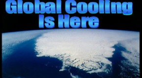 Global Cooling is Here