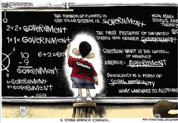 Government Regulations Killing Education