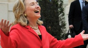 Hillary Clinton Tells New York Times That The Holy Bible Her 'Biggest Influence'