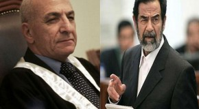 Judge who sentenced Saddam Hussein to death 'is captured and executed by ISIS'