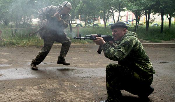 Kiev's bloody eastern Ukraine campaign LIVE UPDATES