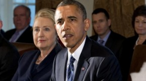 Obama, Clinton 'finish off life in America'