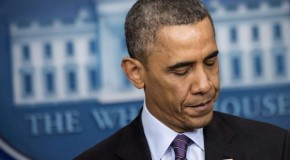 Obama throws gasoline on Mideast fire