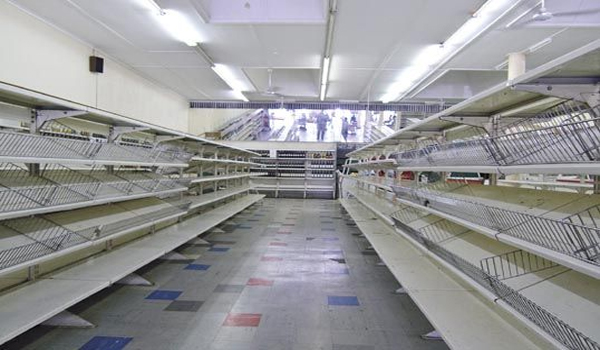 Our food supply When it's gone…it's gone.