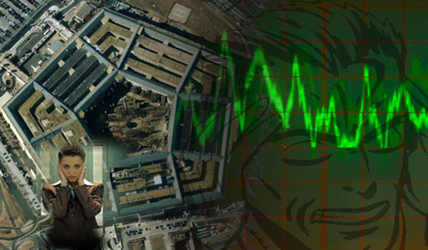 Pentagon report investigated lasers that put voices in your head