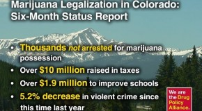 Status Report: This is what Colorado looks like 6 months after legalization