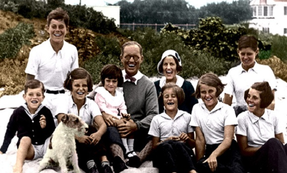 The Hidden Life of the Kennedys The Elite Dynasty That Got Decimated (Pt. I)
