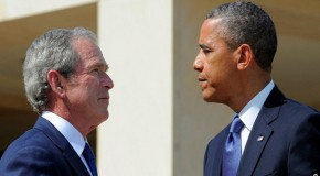 The Most Destructive Presidencies in U.S. History: George W. Bush and Barack H. Obama