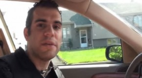 Video: This Guy Just Used the Jedi Mind Trick on a Cop….And it Worked!